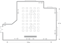 Icon for Theatre layout