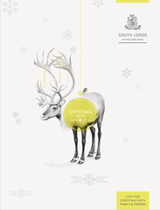 South Lodge Christmas Brochure 2017