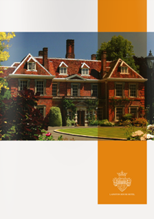 LAINSTON HOUSE LEISURE BROCHURE