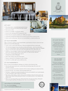 PENNYHILL PARK MEETINGS & CONFERENCES
