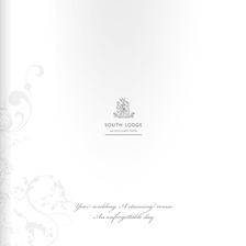 PENNYHILL PARK WEDDING BROCHURE