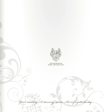 THE MANOR HOUSE WEDDING BROCHURE
