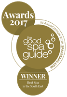 Best spa in the south east 2017 - Good Spa Guide.png