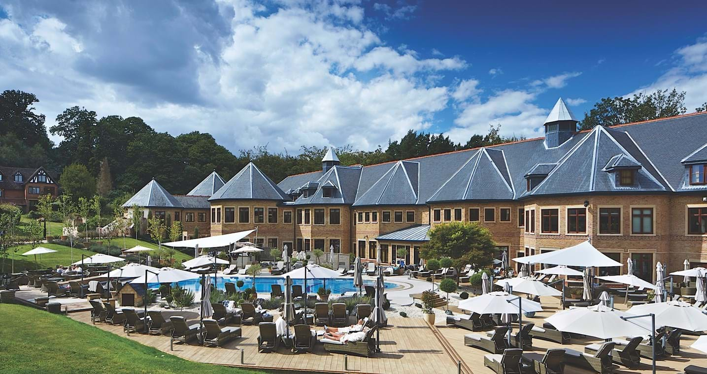 Pennyhill Park Hotel The Spa Luxury 5 Star Hotel In Surrey