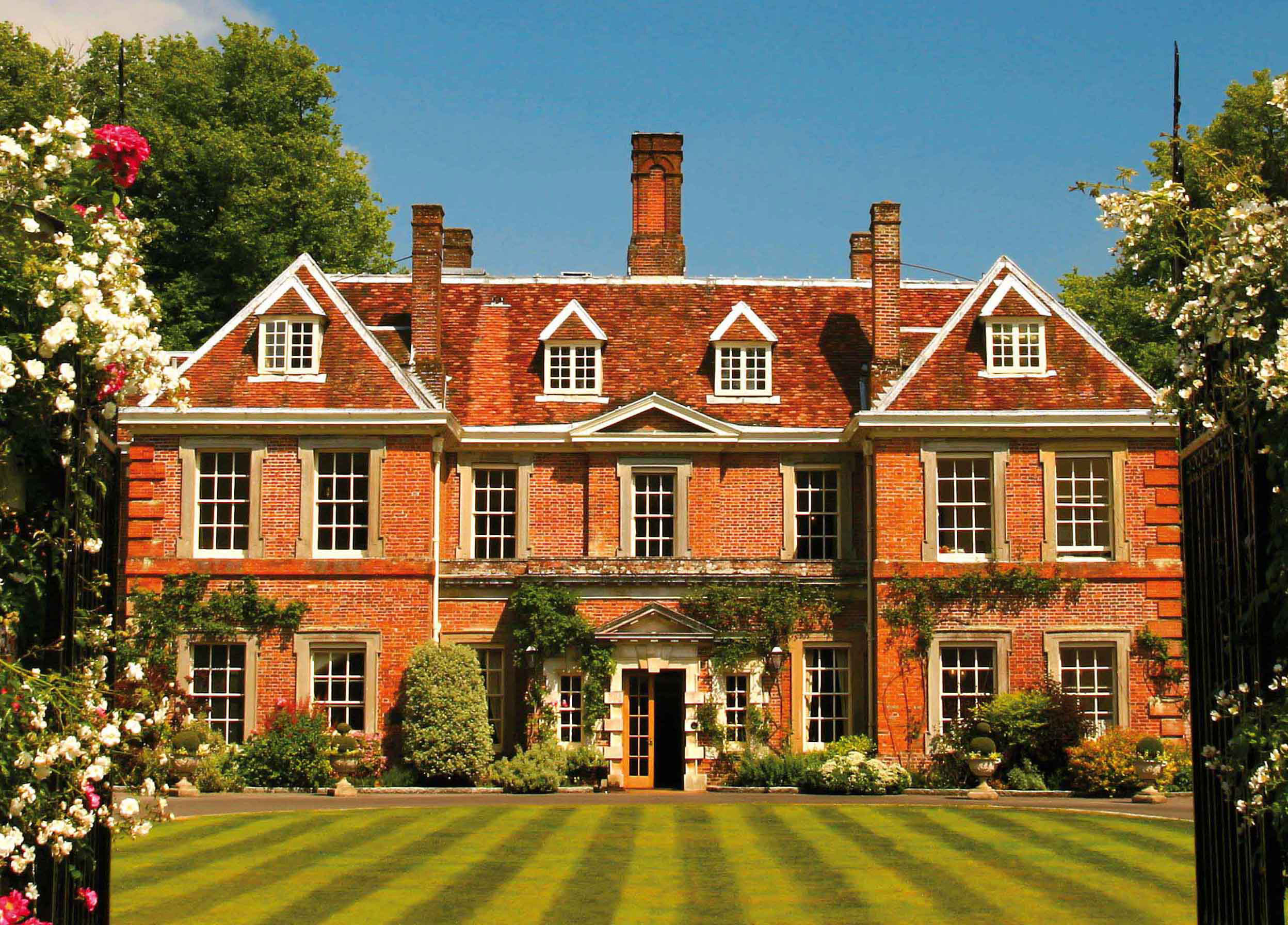 Lainston Country House Hotel Luxury Hotel in Winchester